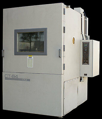 Refurbished Cincinnati Sub-Zero CSZ CT-64 Temperature Test Chamber w/LN2 Boost+