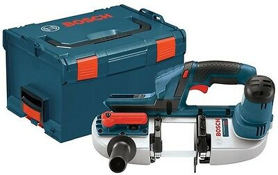 18 Volt Cordless Electric Compact Power Bandsaw L-Boxx 3 Hard Case Power Tool