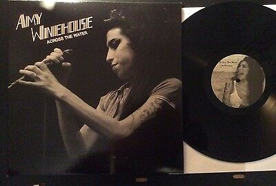 AMY WINEHOUSE Across The Water lp new