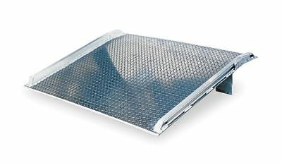 """Dock Board, 5000 lb. Load Capacity, 60"""" Overall Width, 30"""" Overall Length -"""