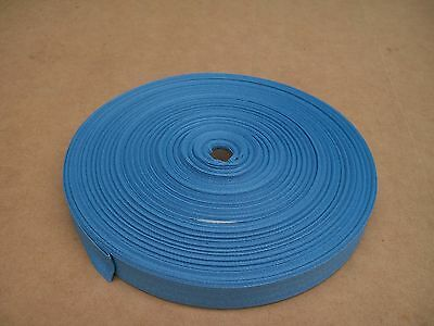 "BINDING TAPE POLYESTER 25mm 1"" LIGHT BLUE 10 Meters"