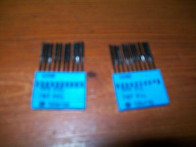 Plain Machine Needles Size 16 Cloth Point 135X5
