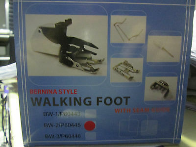 New Walking Foot Attachment To Fit Bernina 534 Sewing Machines.