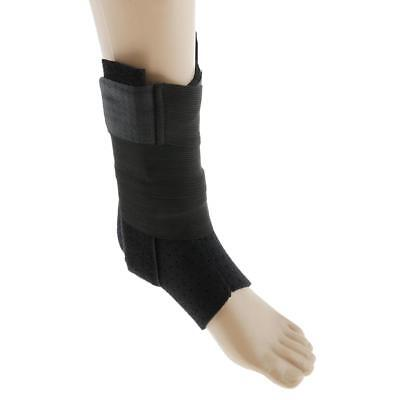Ankle Sprain Support Brace Running Protector Foot Guard Compression Relief Strap