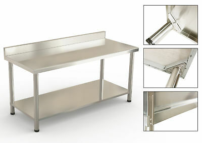 "60"" x 24"" Stainless Steel Work Table Kitchen/Bar/Restaurant/Laundry Commercial"