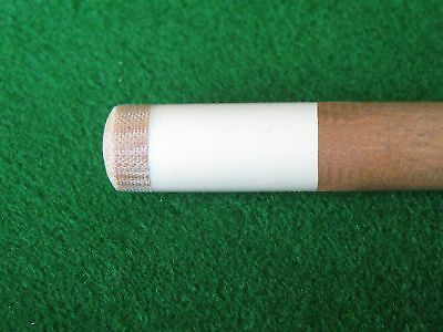 Pool Cue Break Tip (Phenolic) Any Size Made To Order