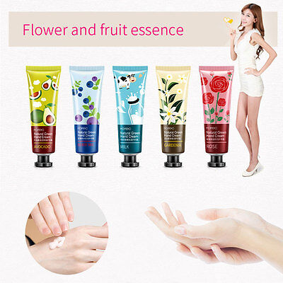 Hand Cream Moisturizing Soft Smooth Skin Care Replenishment Water Floral