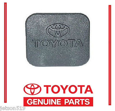 Genuine Toyota Landcruiser Highlander Receiver Hitch Cover