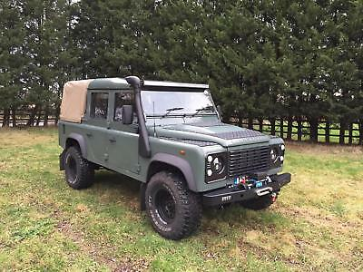 2007 Land Rover Defender 110 Double cab pick up (April Sale)