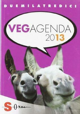 Vegagenda 2013, Sonda, Good Condition Book, ISBN 9788871066622