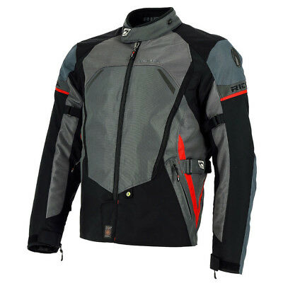 Richa Scirocco Motorcycle Bike Jacket with Level 1 CE D30 Armor Including Back