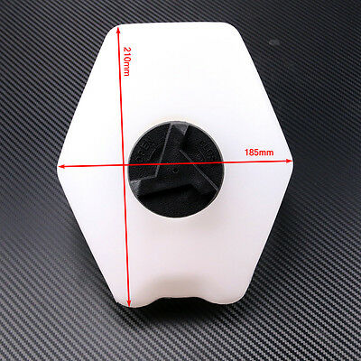 Gas Fuel Tank and Cap 2 STROKE for Pocket Bike 47CC 49CC Scooter XQ