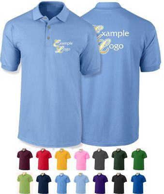 "Music POLO 36"" Small - 48"" 2XL With Any MusicaliTee Design"
