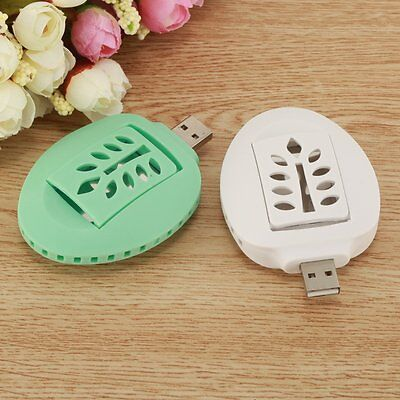 USB Mini Electric Mosquito Fly Bug Insect Trap Killer Repeller Zapper