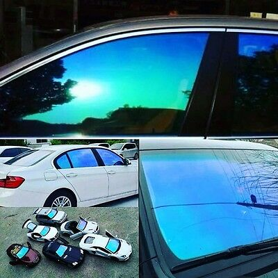 23% VLT Chameleon Window Film Nano Ceramic Tint 36 inch x 60 inch / pcs