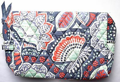 Vera Bradley Large Cosmetic Travel Bag Nomadic Floral 14542-374 >NEW<