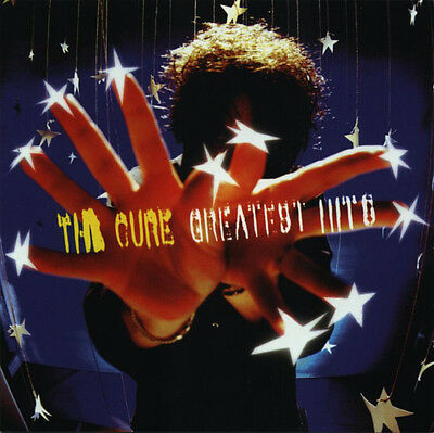 The Cure GREATEST HITS Best Of 19 Essential Songs NEW SEALED CD