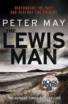 The Lewis Man by Peter May (Paperback, 2012), great condition