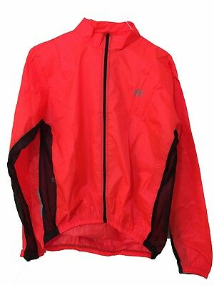 Cycling outdoor sports waterproof Jacket with sleeve plain collar size and colou