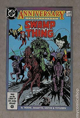 Swamp Thing (1982 2nd Series) #50 VG+ 4.5