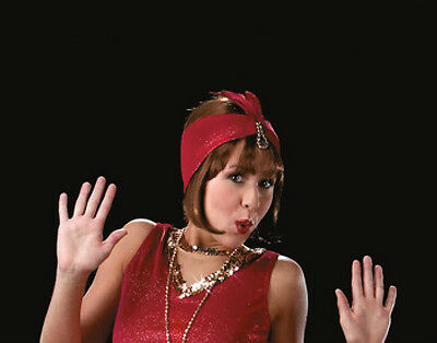 Headpiece Only Dance Costume Millie Flapper Style Accessories One Size Fits Most