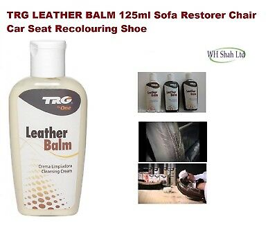 Trg Grison Leather Balm Cream Sofa Restorer Chair Car Seat Recolouring Shoe 125m
