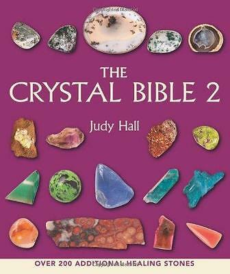 The Crystal Bible 2 by Hall, Judy