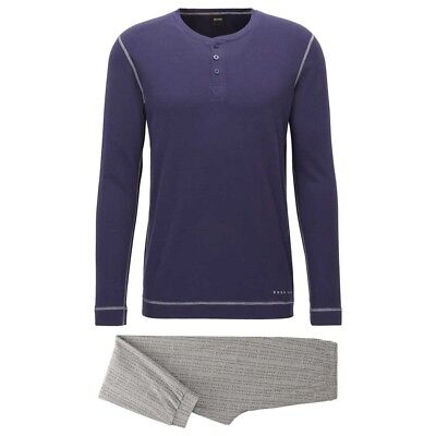 Hugo Boss Long Set Pijamas