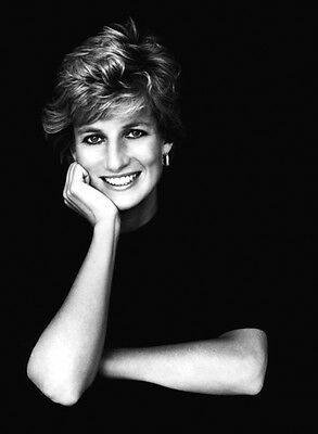 Princess Diana  * Quality Canvas  Print