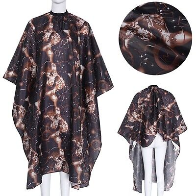 Pro Salon Hair Hairdressing Hairdresser Cutting Gown Barber Cape Cloth Tool New