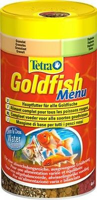 TETRA poisson rouge Menu 250 ml