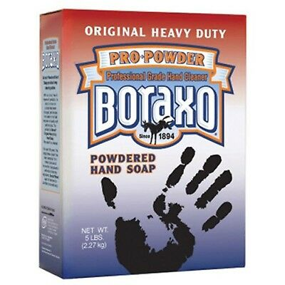 Boraxo Heavy Duty Powder Hand Soap 5 lb