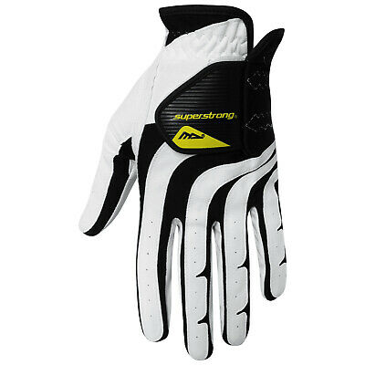 MD Golf Mens All Weather Left Hand Glove MLH - New Cabretta Leather Inserts 2018