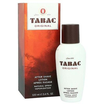 Tabac After Shave Lotion Nat Spray 100 ml
