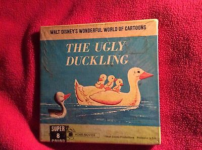 The Ugly Duckling vintage 8 mm film