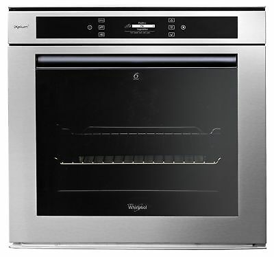 Whirlpool AKZM6560IXL | 60cm Electric 73L Multifunction Single Touch Control Ove