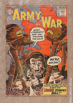 Our Army at War (1952) #90 GD- 1.8