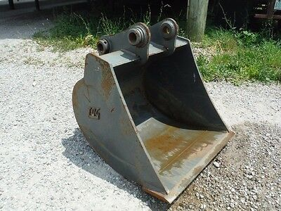 """New Tag 30"""" Smooth Ditching / Trenching Excavator Bucket! Fits Deere 75/80/85!"""