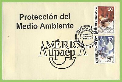 Dominican Republic 2005 America. Environmental Protection First Day Cover