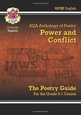 New GCSE English Literature AQA Poetry Guide: Power & Conflict Anthology - for,