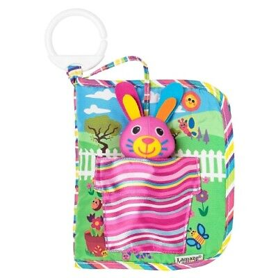 Bella the Bunny Hide and Seek Soft Book - Lamaze