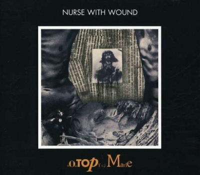 NURSE WITH WOUND - Homotopy To Marie CD (Current 93) NEW Remastered