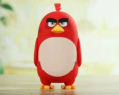 Angry birds mug stainless steel cup Thermos cup drink bottle food Christmas gift