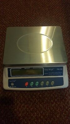 Easy Weigh Certified Scale PX-12+
