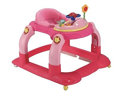 Musical Baby Walker Activity Play Centre Adjustable BDAY Gift EOFY SALE