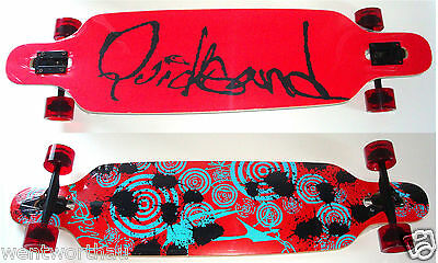 "Complete Longboard Skateboard 41"" Canadian Maple Eofy Christmas Birthday Gift"