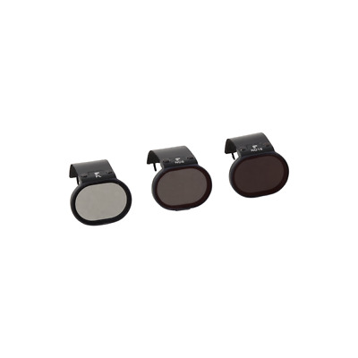 PolarPro DJI Spark 3-pack with Fixed Polarizer, ND8 and ND16 Filters
