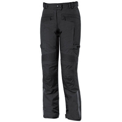 Held Acona Slender Black Moto Motorcycle Mens Slim Fit Touring Pants All Sizes