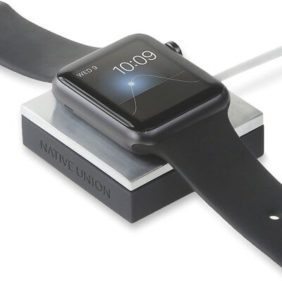 Native Union ANCHOR for Apple Watch Weighted Charging Pad
