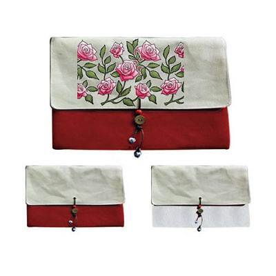 Custom handbag liner package coin cell phone bags wallet Flower XQ442